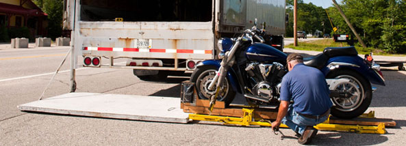 Motorcycle Transportation When You Need To Ship Motorcycle
