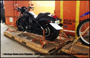 Coast to Coast Motorcycle Shipping