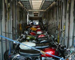Motorcycle Shipping Costs