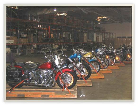 Motorcycle Shipping during Winter
